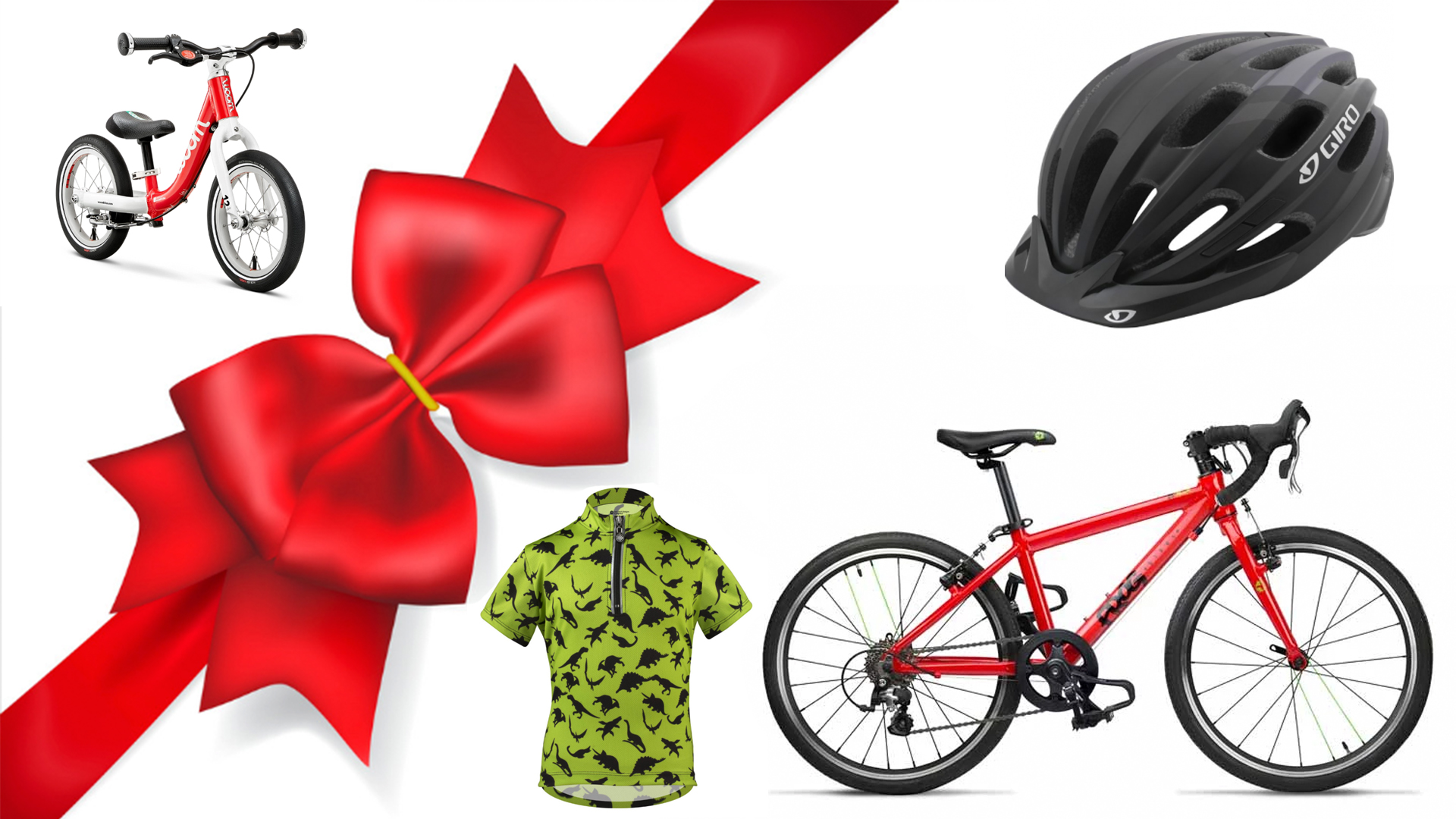 Looking for road bike gifts for kids? You've come to the right place.
