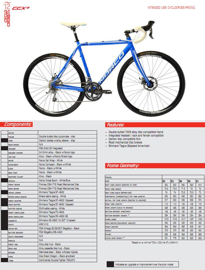 norco products triathlon bikelatest bikes user reviews ...