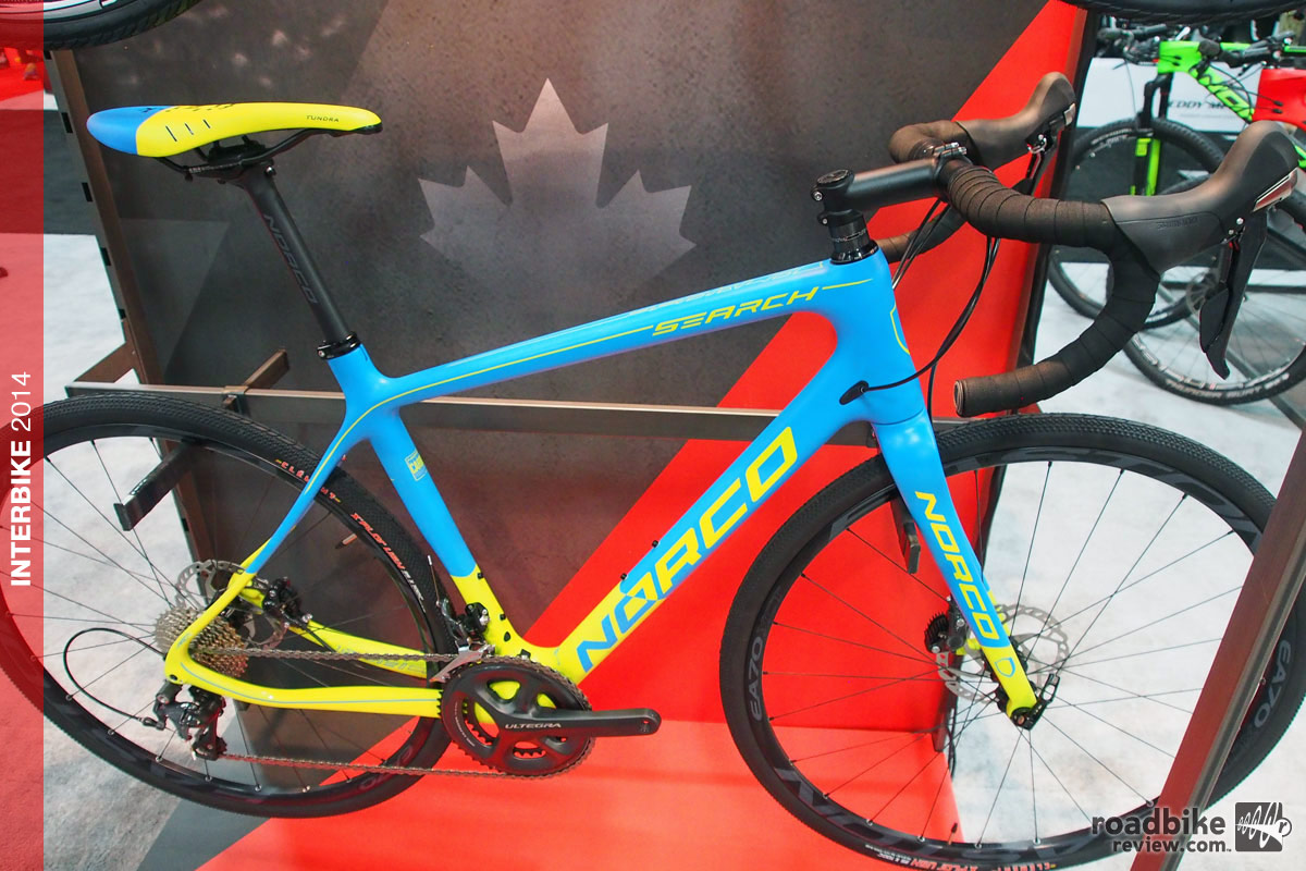 Interbike: Seven new gravel grinding road bikes