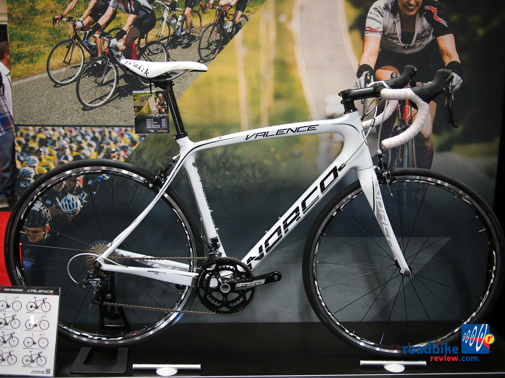 Norco Valence - endurance road