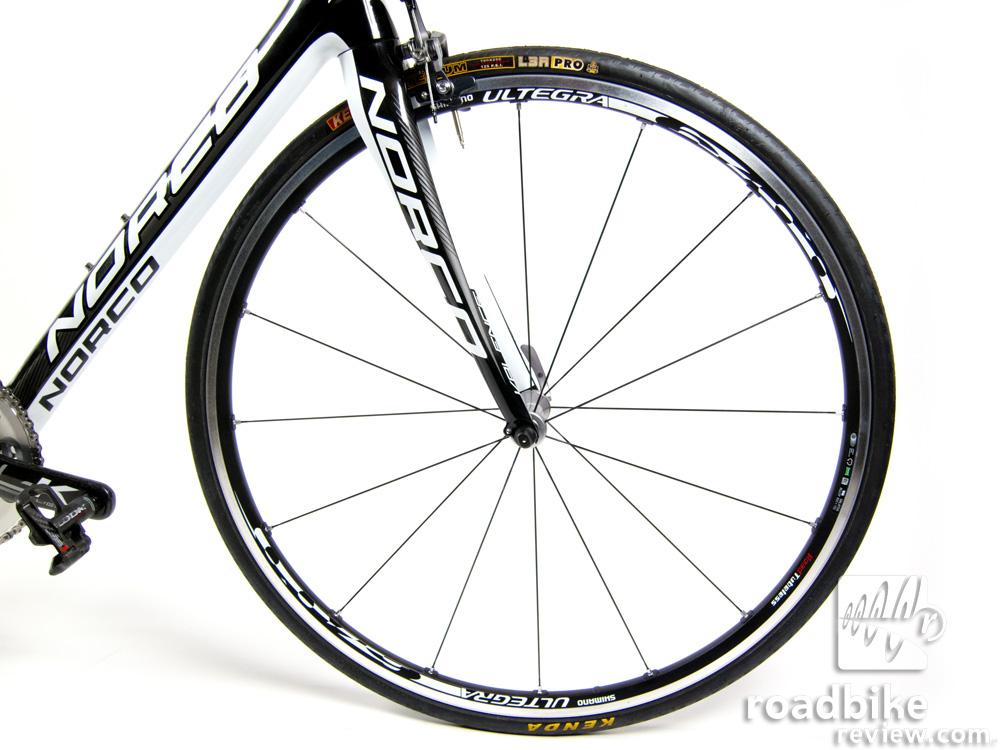 Norco Valence - Ultegra Wheels w/Kenda Rubber
