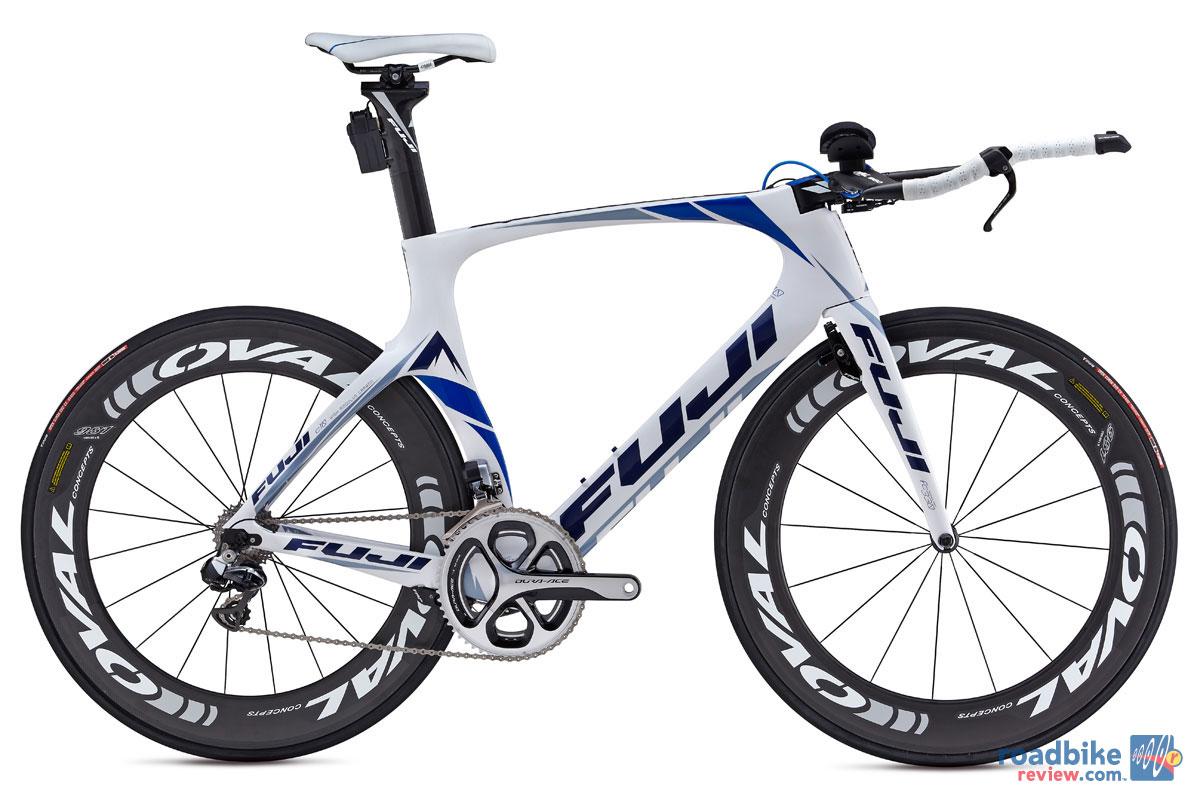 bb68979cf39 First Look Gallery: Fuji Norcom TT Bikes   Road Bike News, Reviews ...