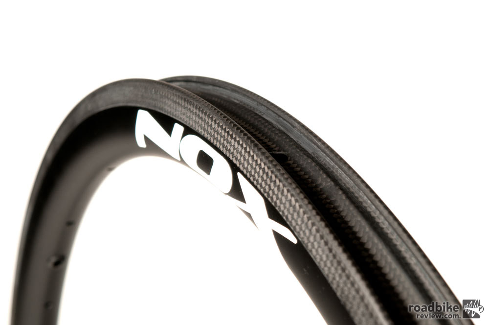 The friction layer of the brake track is an integral part of the rim and will not wear off like some coatings.
