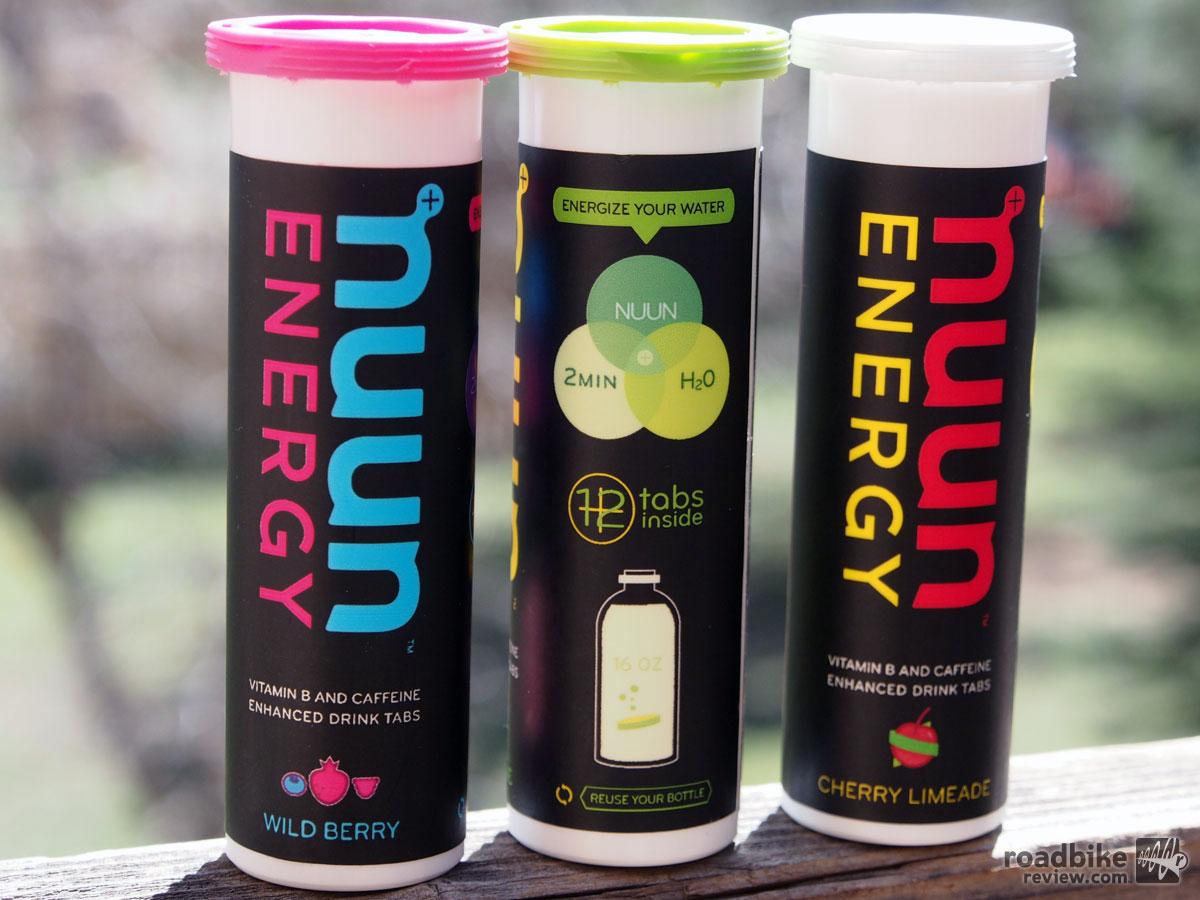 Nuun Energy Tabs