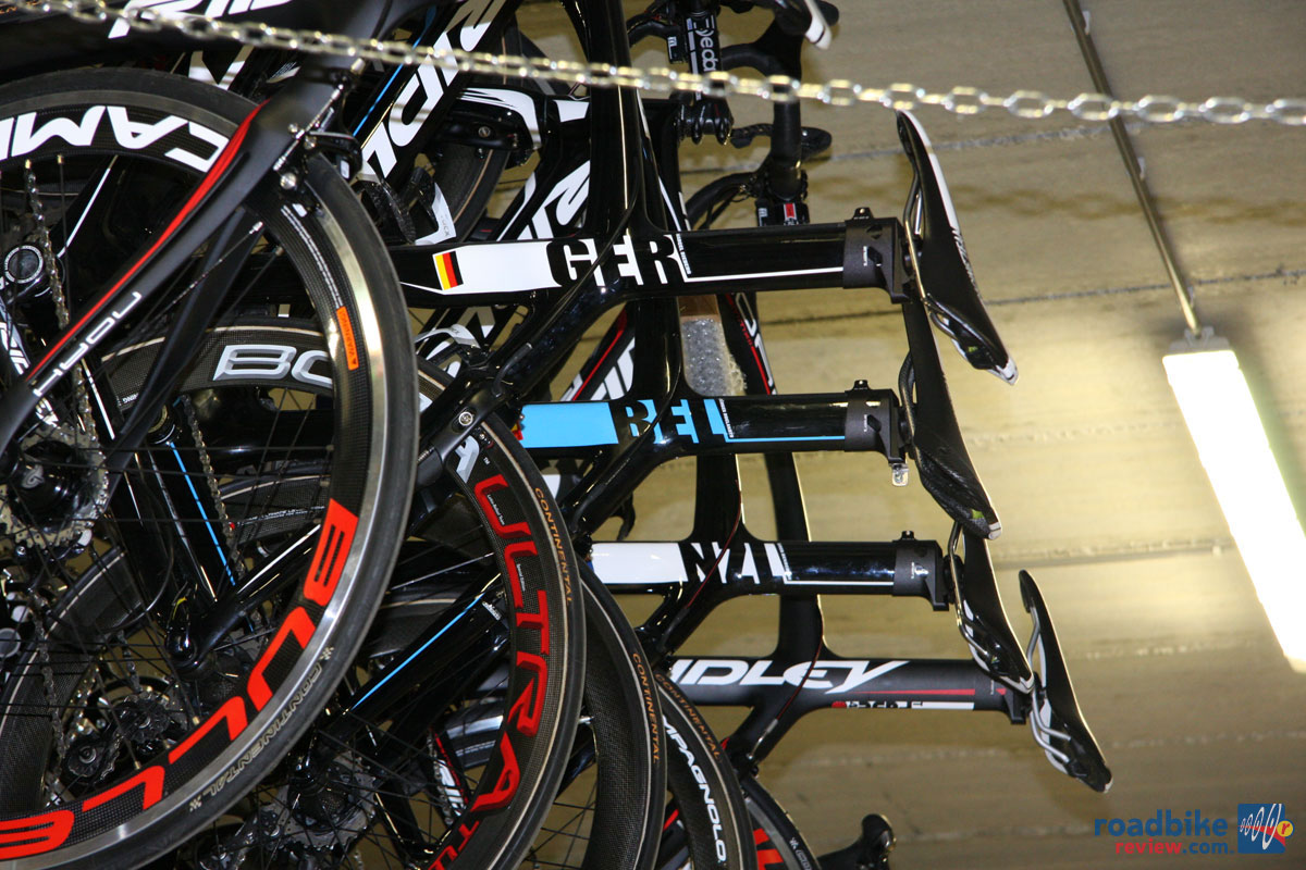 Olympic Bikes