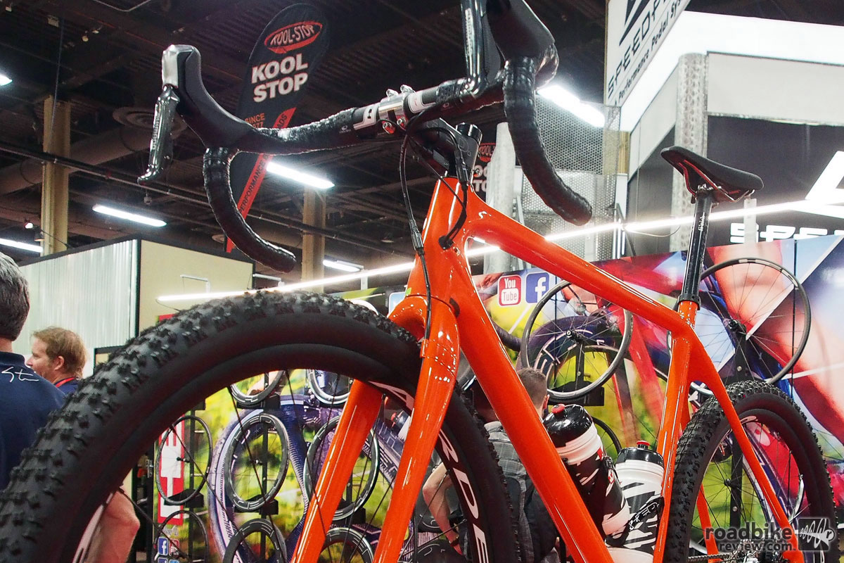 Oddest of Interbike: Weird, wacky – and maybe pure genius