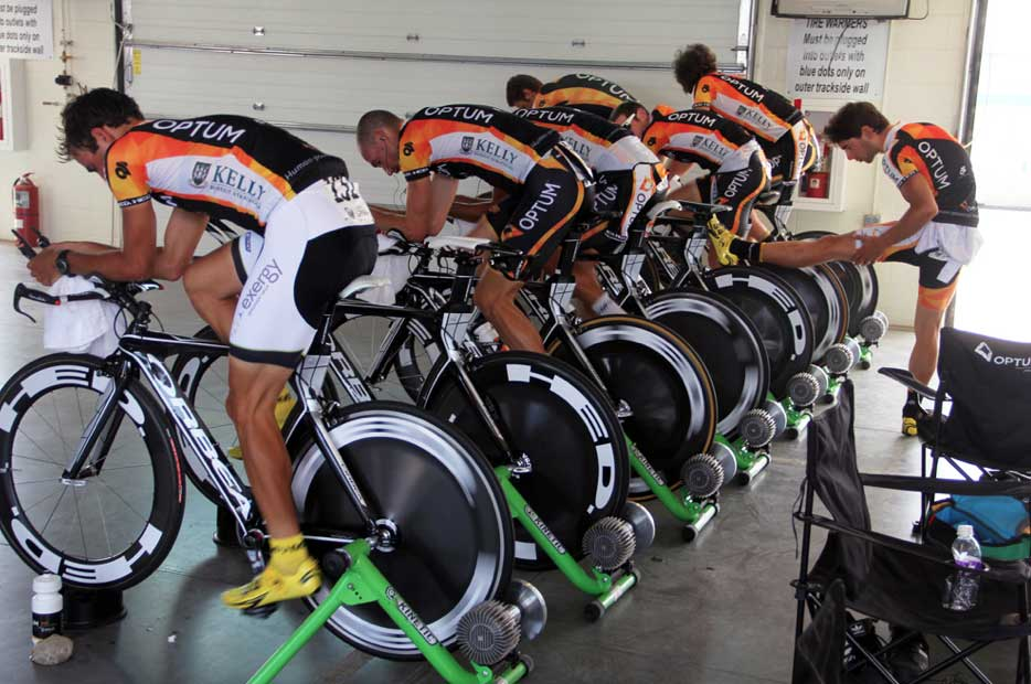 Optum Team Gets In a Spin