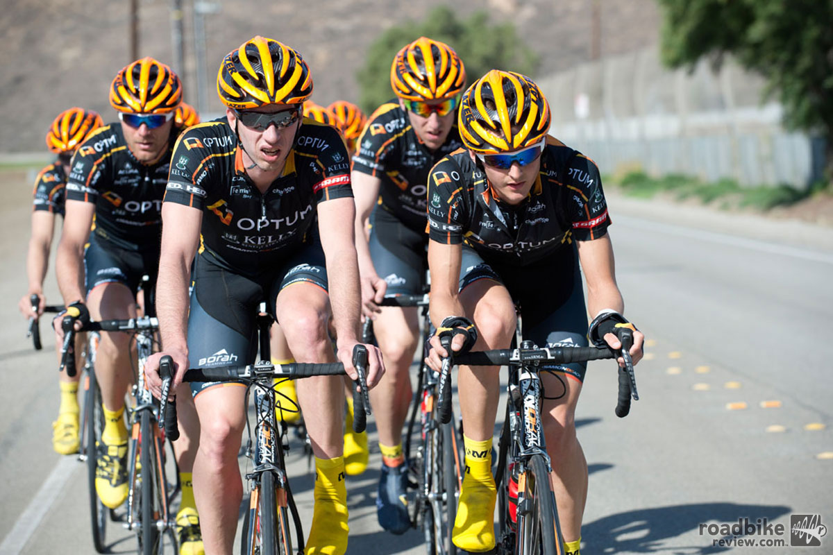 Optum Training Ride