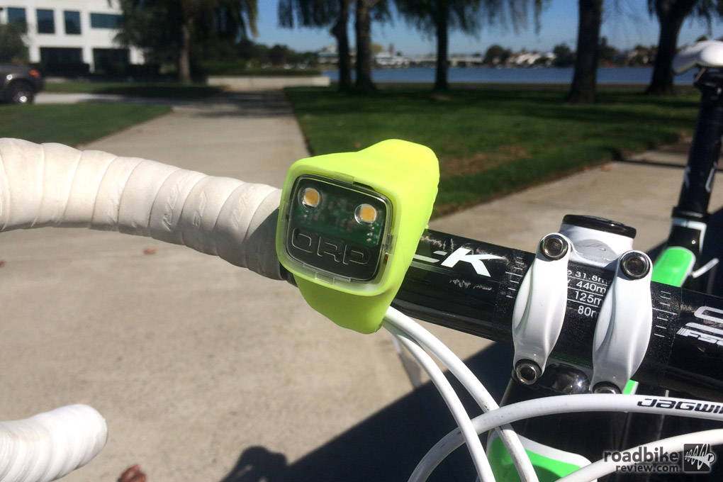 Review: ORP smart horn and bike light