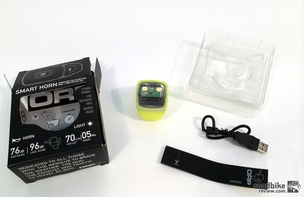 ORP - retail box
