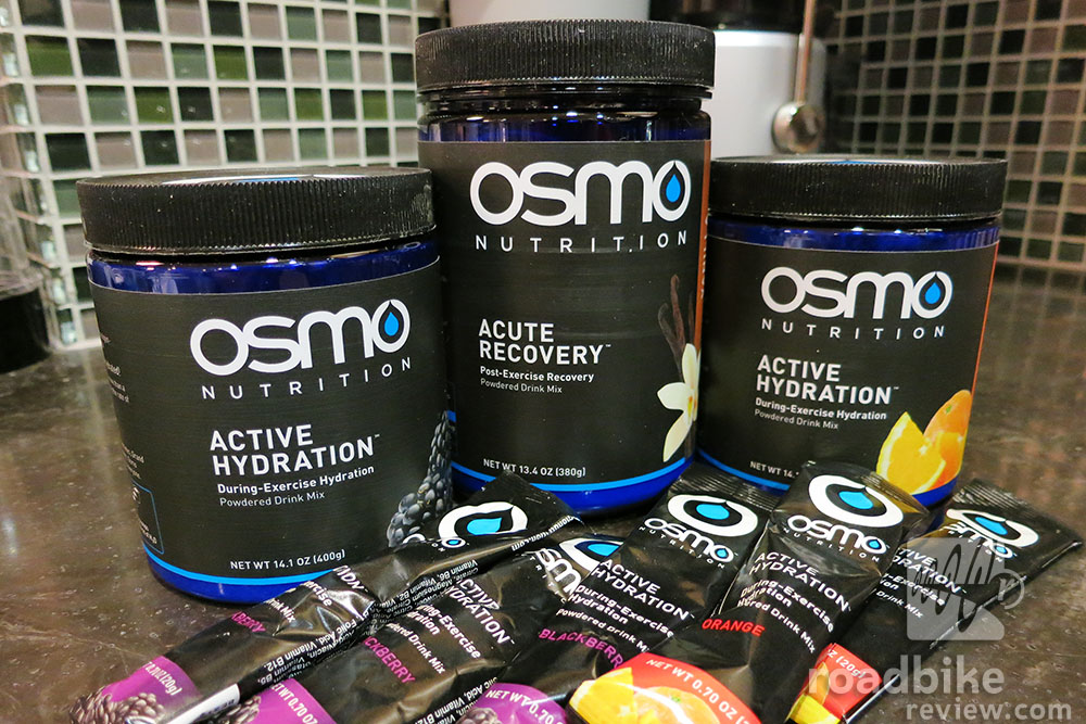 Osmo Nutrition New Formulations
