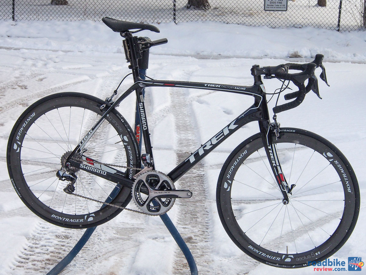 Trek Domane Classics Edition Road Bike
