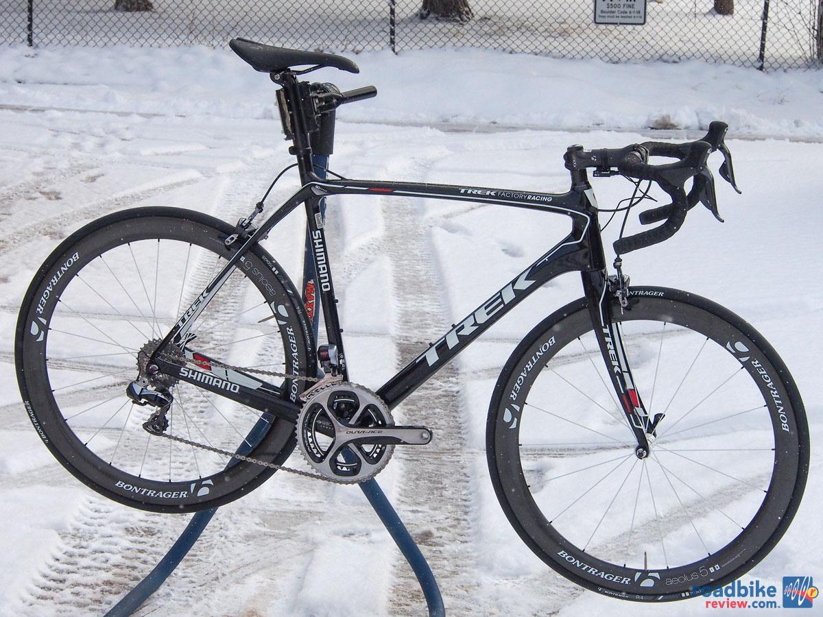 First Look: Trek Domane Classics Edition Road Bike | Road ...