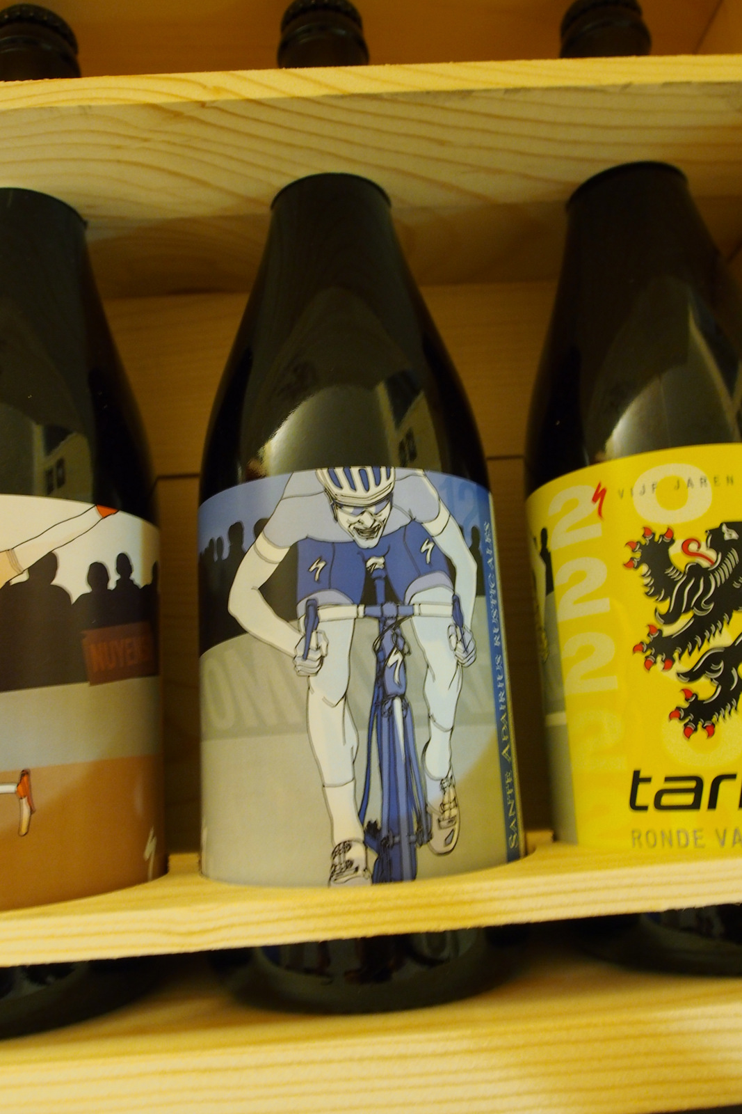 Tour of Flanders Specialized Belgian Beer Set