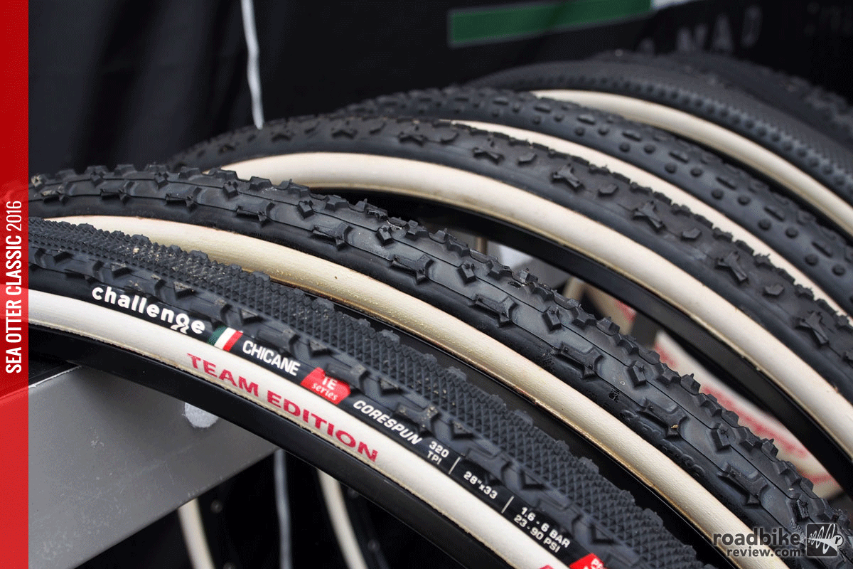 Changes to the new Team Edition S tire line includes a proprietary softer compound rubber in the tread that's designed to improve traction, providing more grip on climbs and descents.