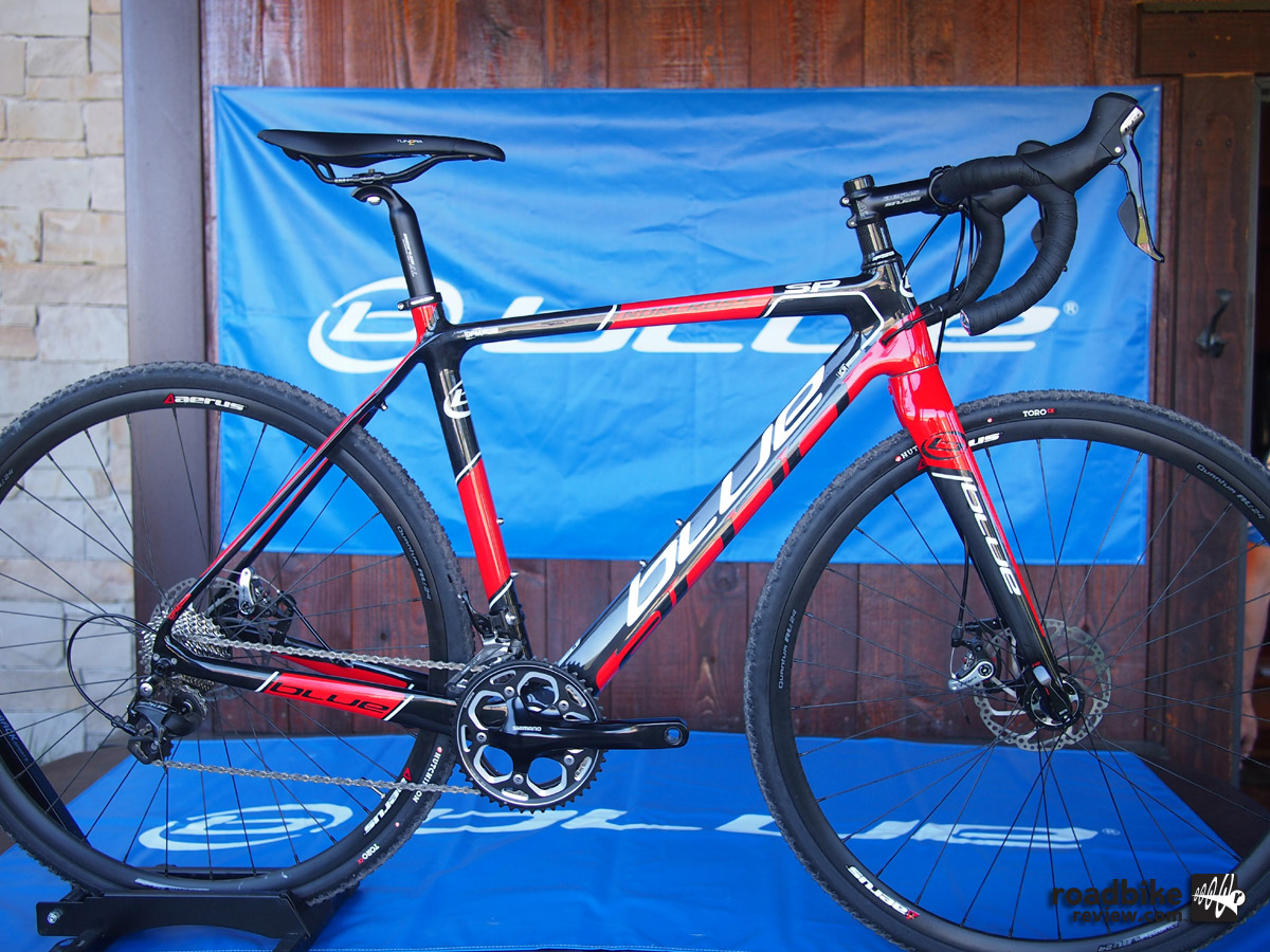 The Norcross SP provides a more affordable carbon cross bike at $2,046.