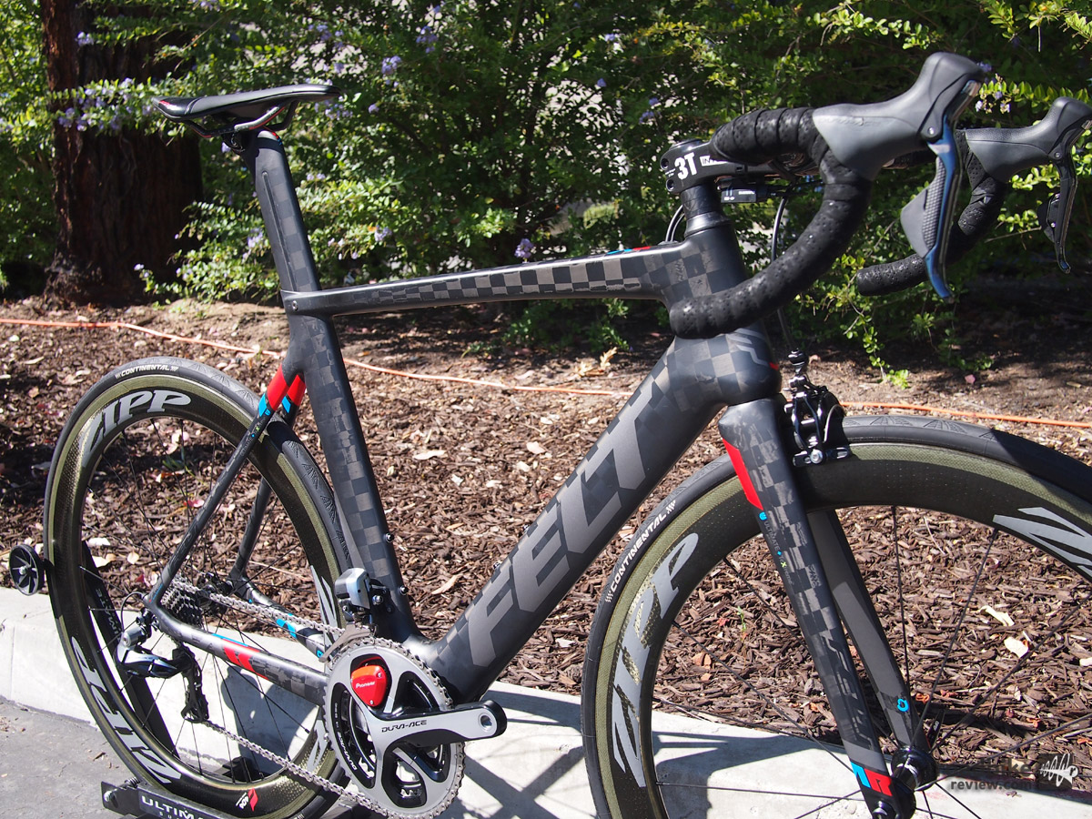 Felt World Headquarters Tour and Road Bike lineup for 2016