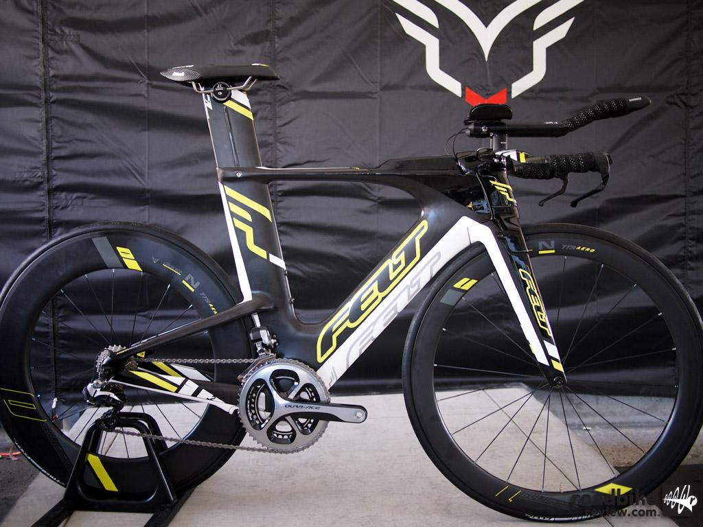 Felt IA2 TT/Tri bike