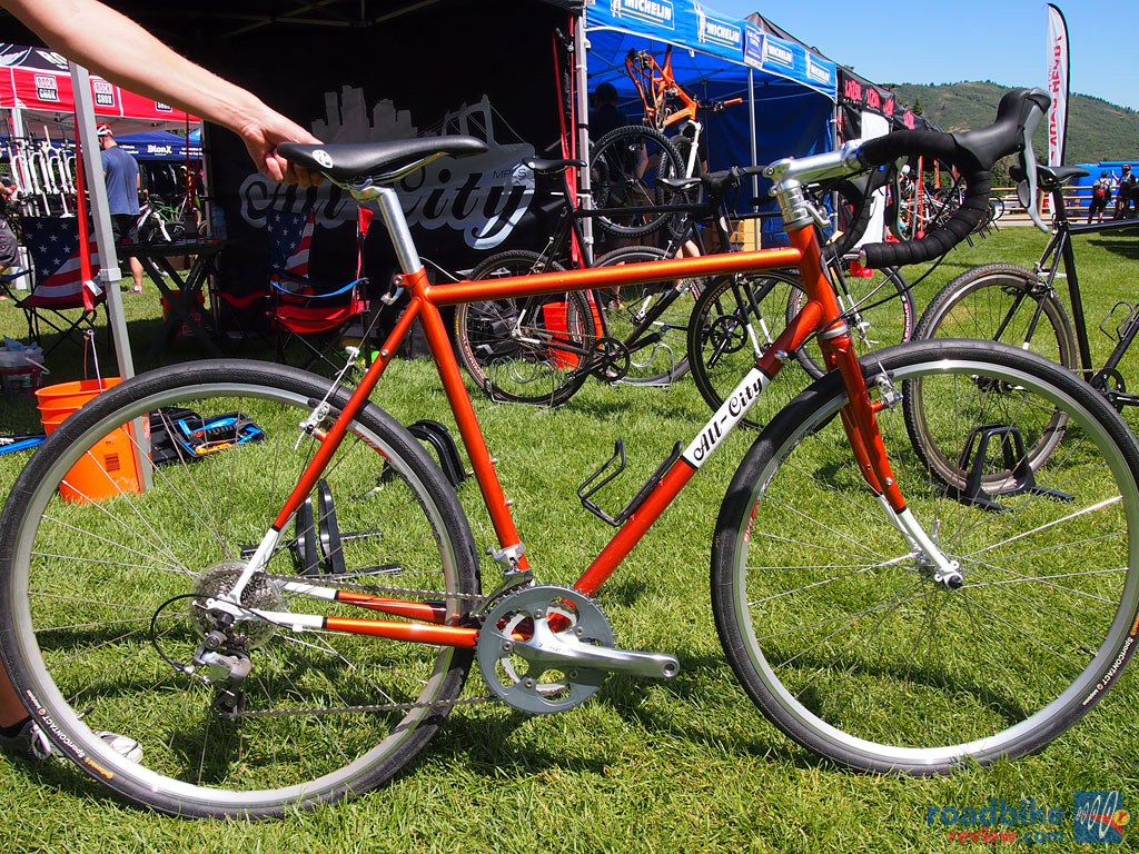 All City Cycles Nature Boy Cyclocross Mr Pink And Space