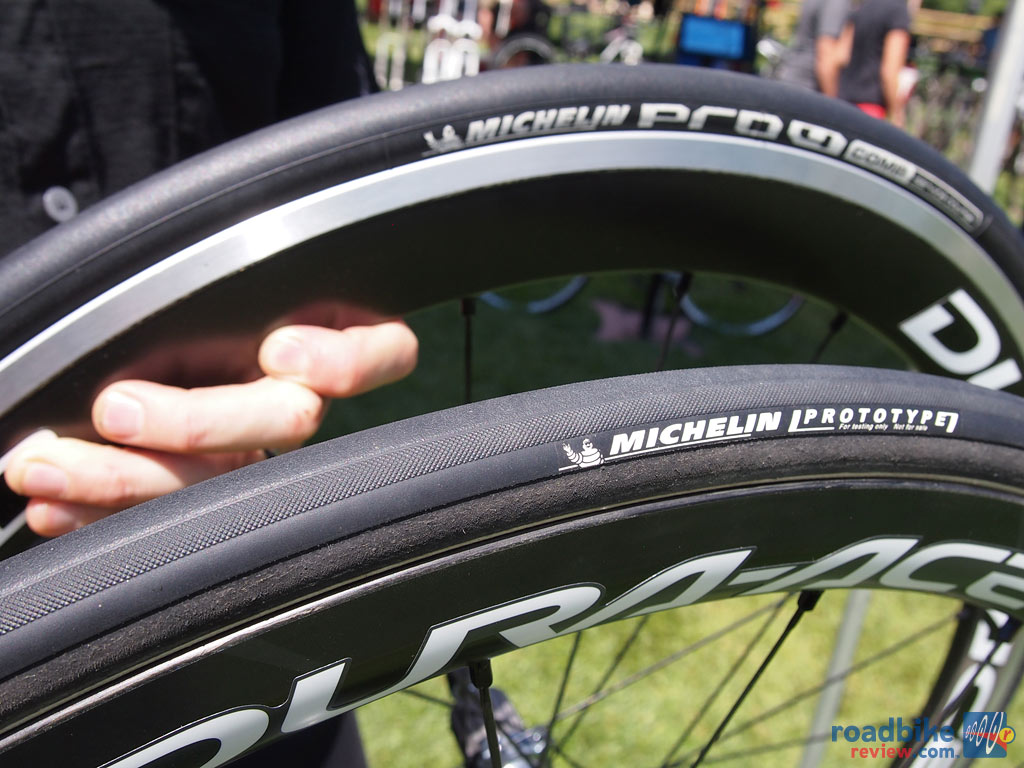 Michelin Pro 4 Comp and Pro 4 Tubular