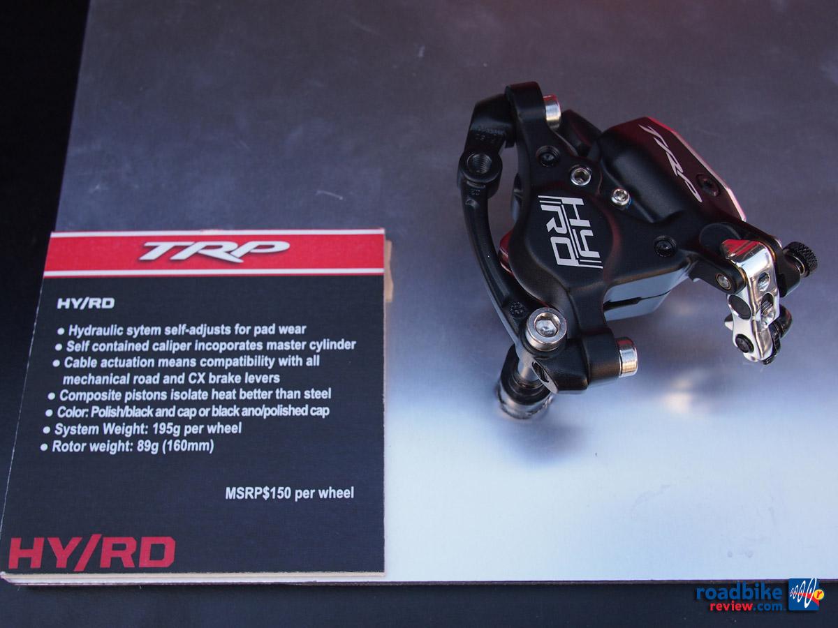 TRP HY/RD Road Disc Brake - Hydraulic