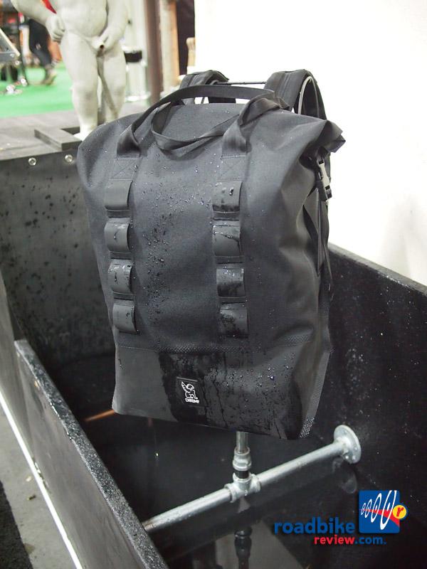 Chrome - waterproof bike bag