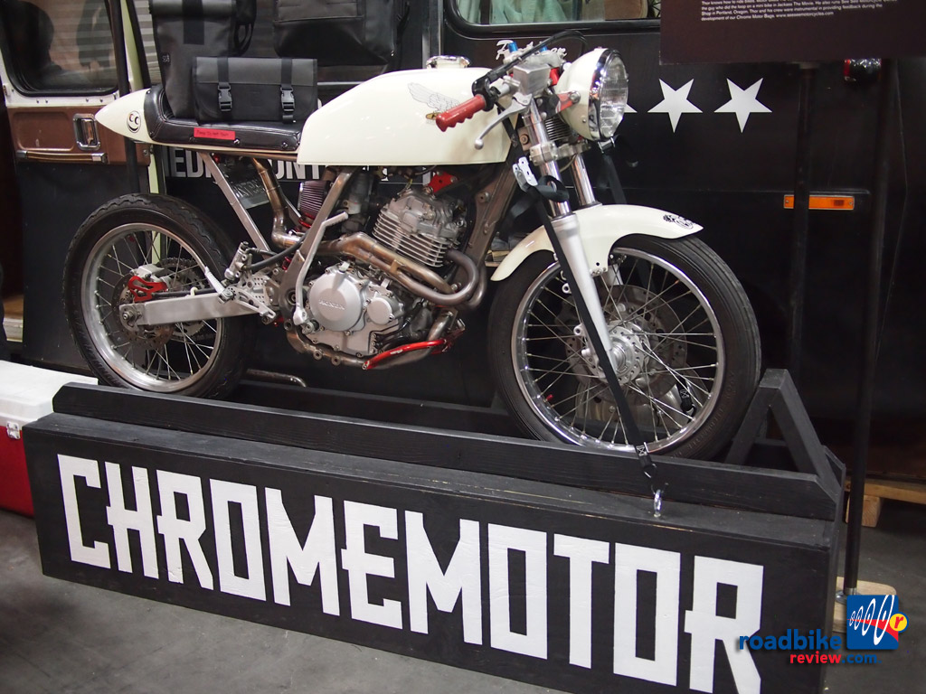 Chrome Motor - vintage CB