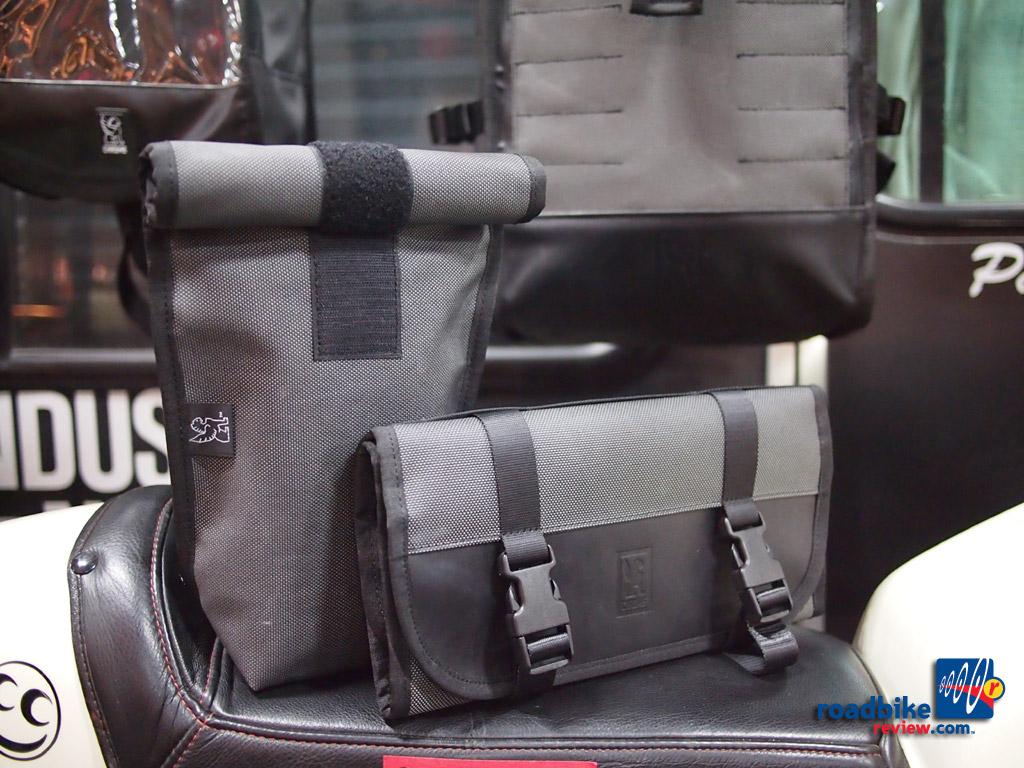 Chrome - moto bags