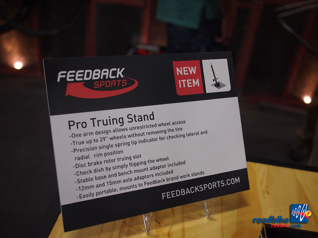 Feedback Sports Pro Truing Stand Road Bike News Reviews