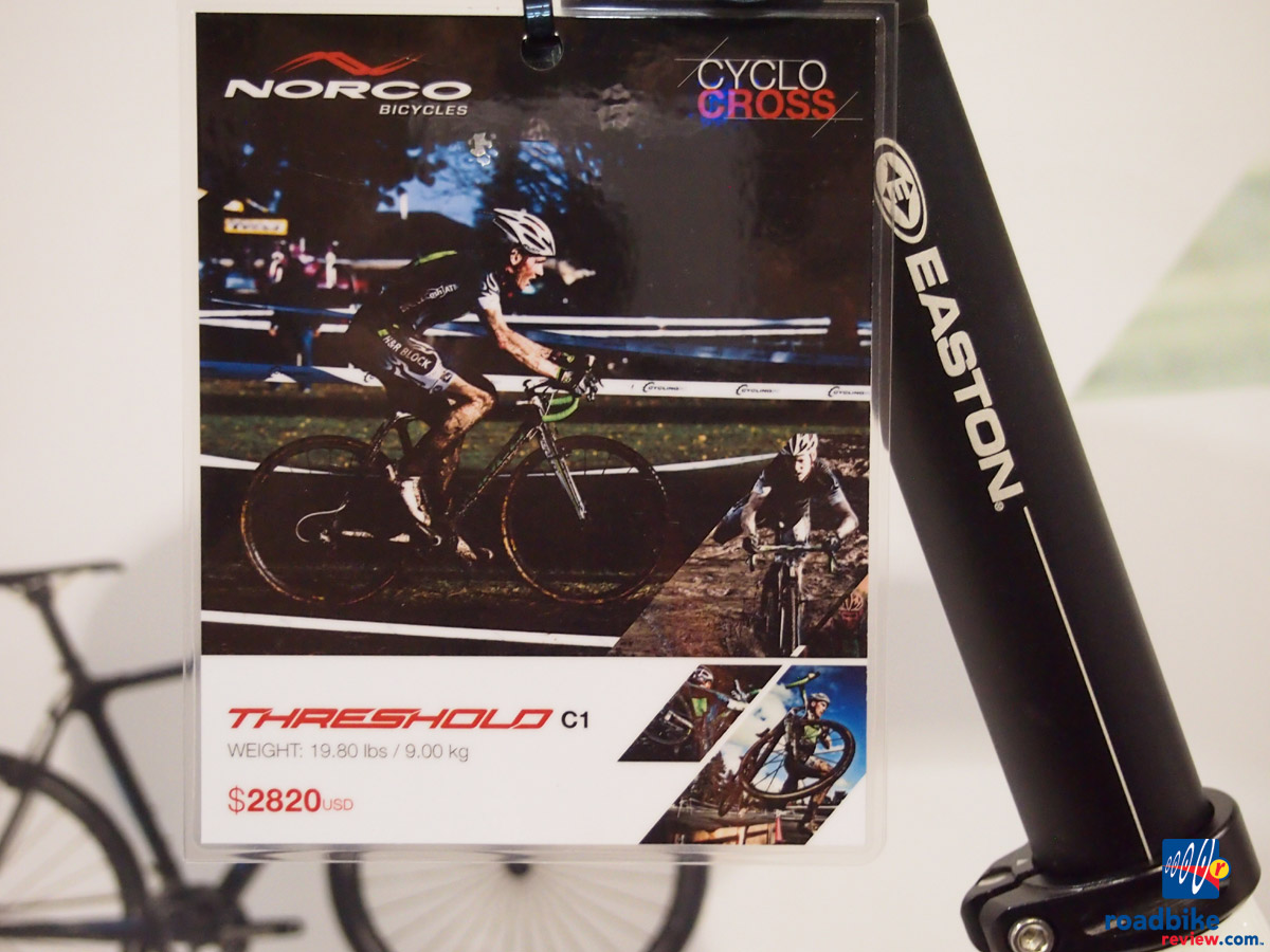 Norco Threshold C1 - US MSRP