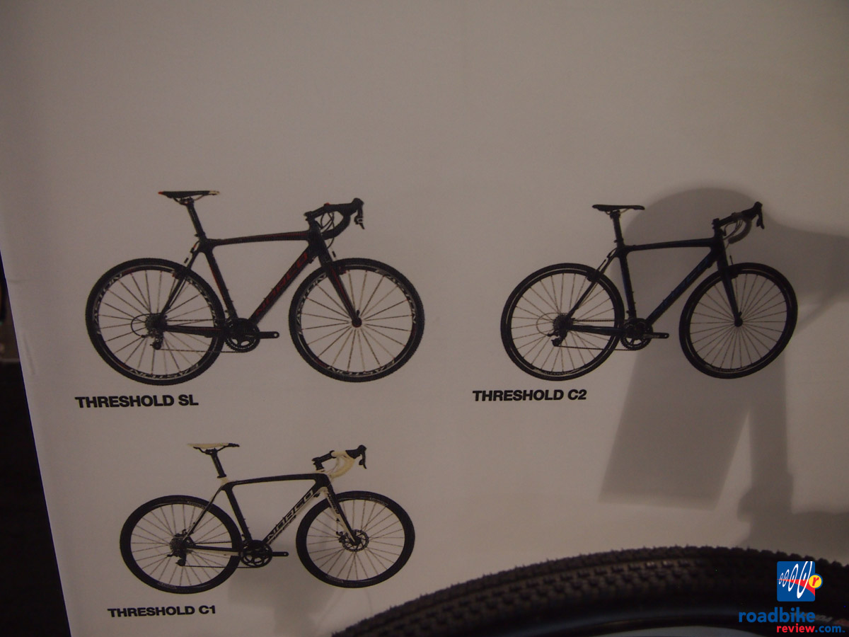 Norco Threshold C1 - 2013 models