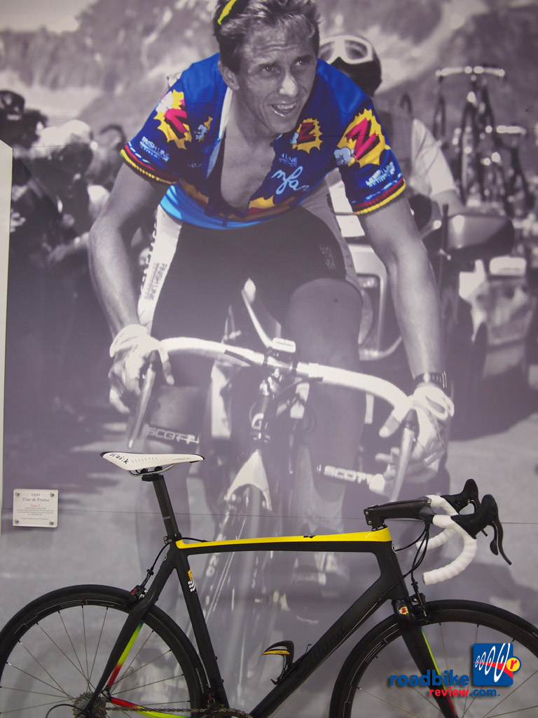 Greg LeMond - Team Z