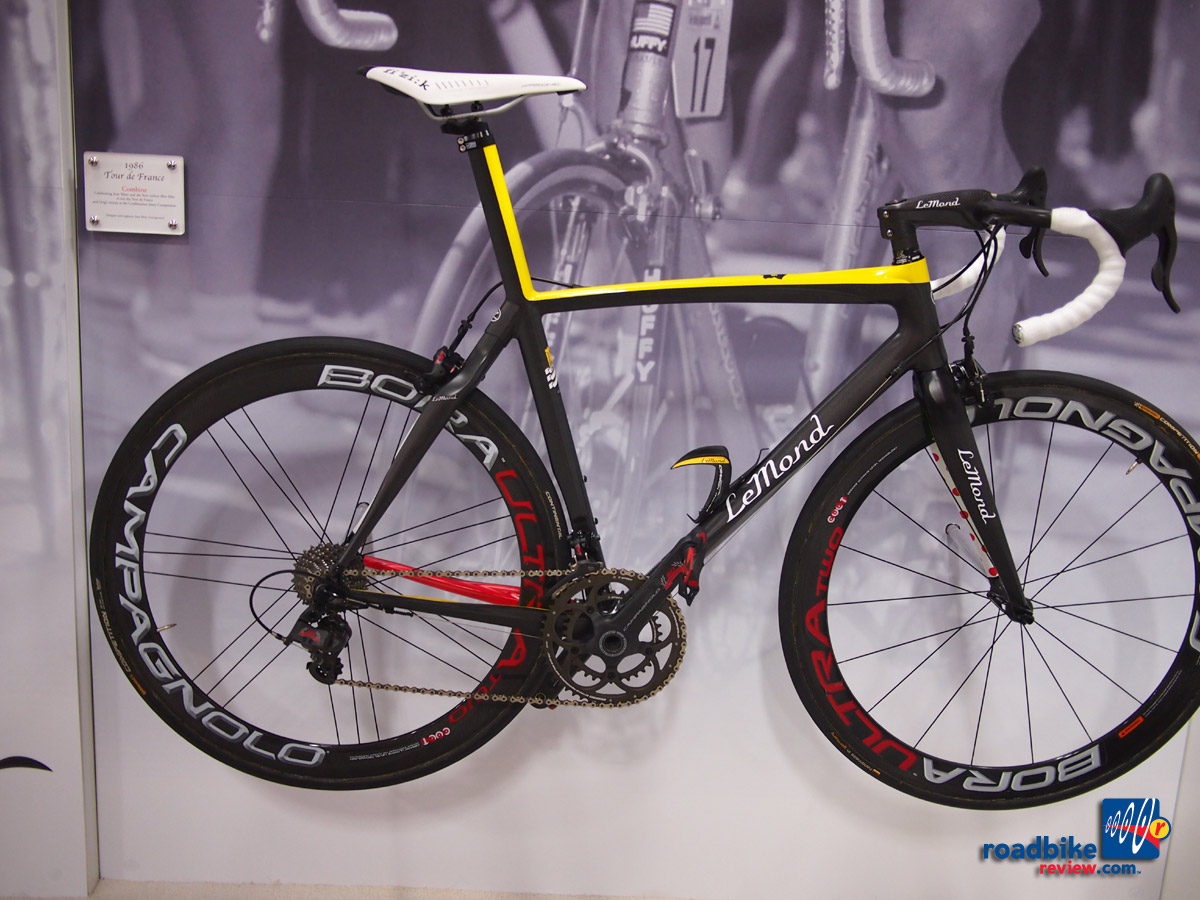 Lemond Bicycle - Combine