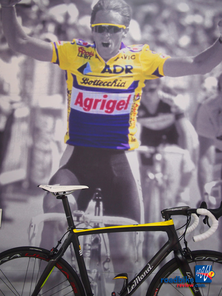 Greg LeMond - Team ADR