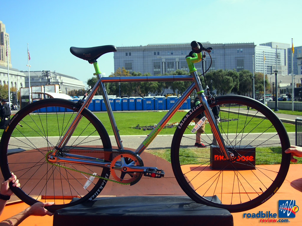 Mongoose Maurice FS - fixie