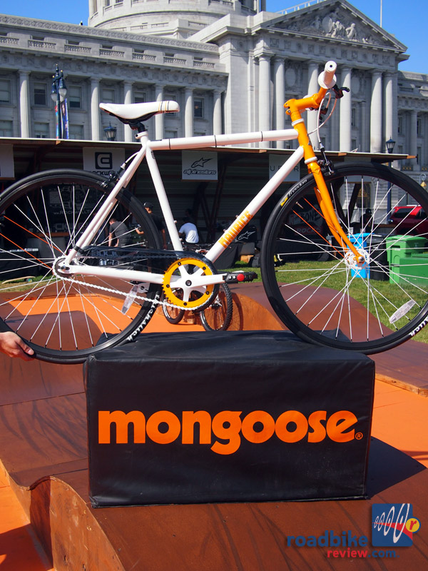 Mongoose Maurice - fixie