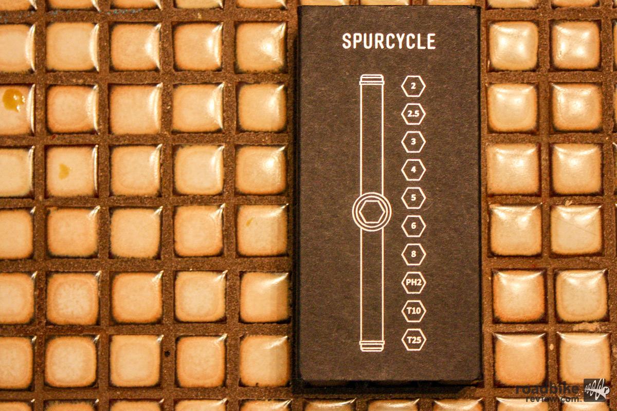 Spurcycle Titanium multi-tool