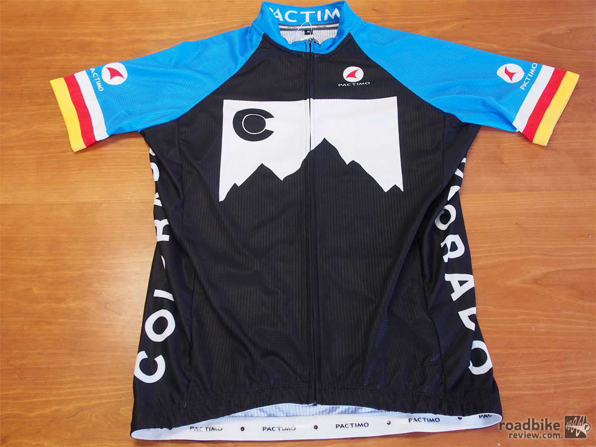 Pactimo Colorado Jersey - Front