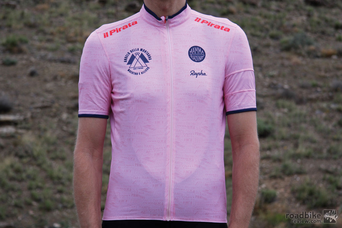 Pantani Special Edition Jersey