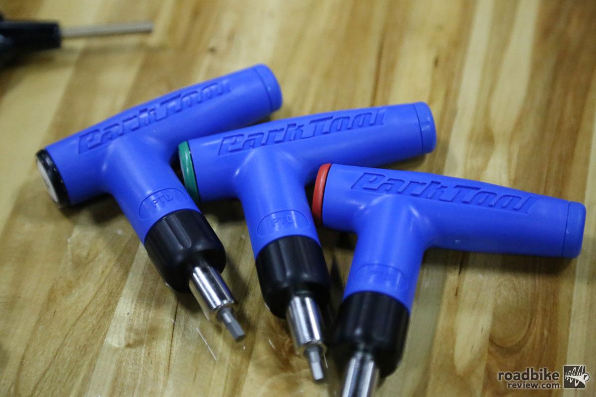 Park Tool Preset Torque Wrench