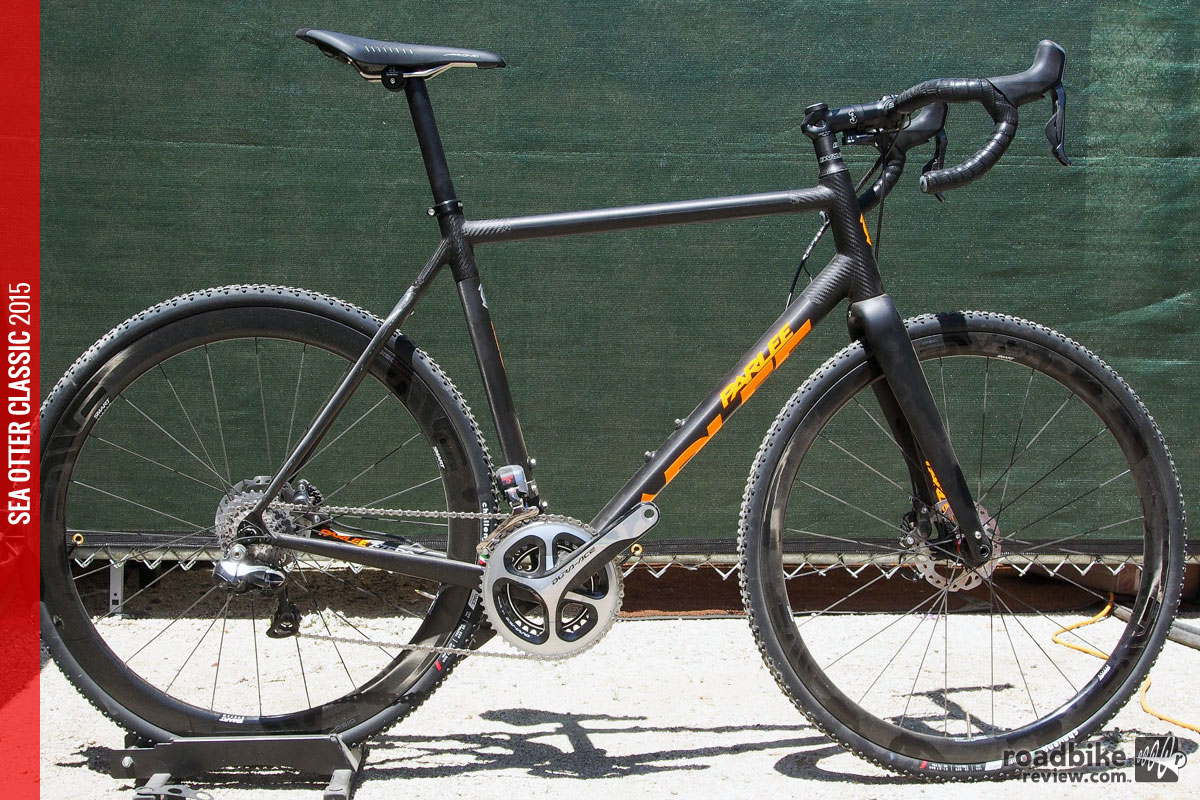 Framesets will run $7900 for what's essentially a semi-custom package with six available sizes.