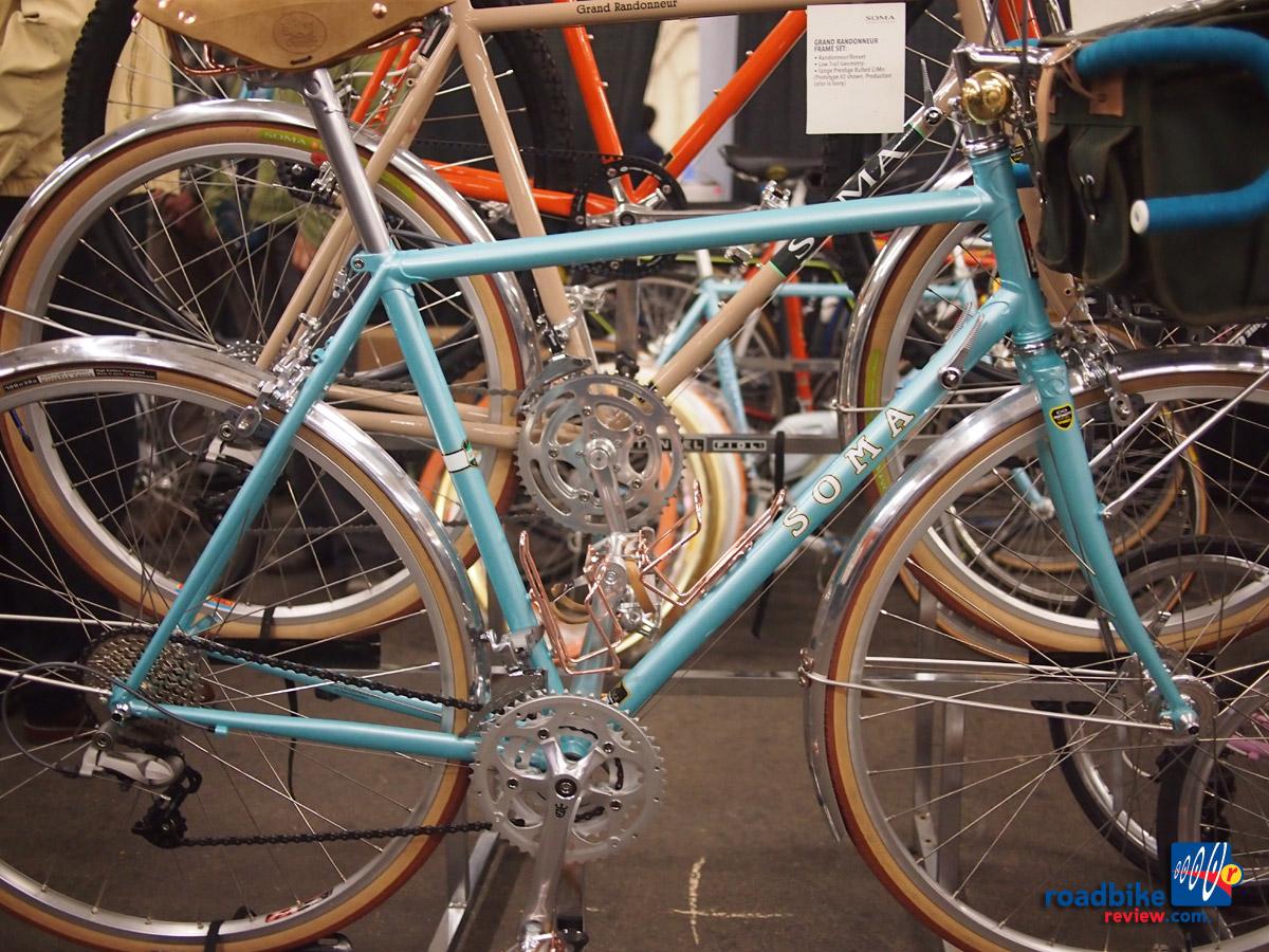 Soma touring bike