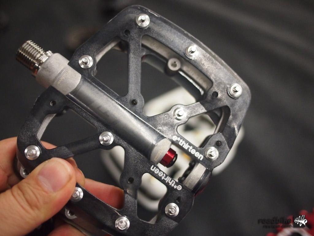e*thirteen - LG1+ pedals