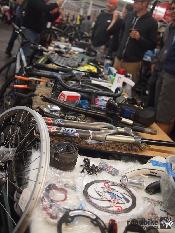 Bike Swap - parts