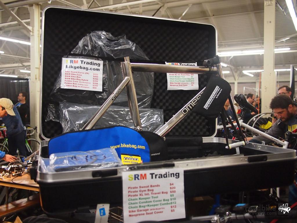 B & W bike cases