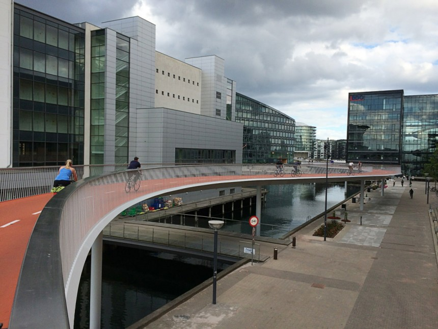 Munich reveals bicycle superhighway plans