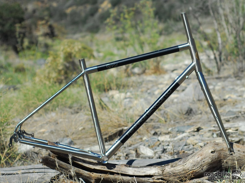 Penhale Bicycle Co - Gypsy frame only