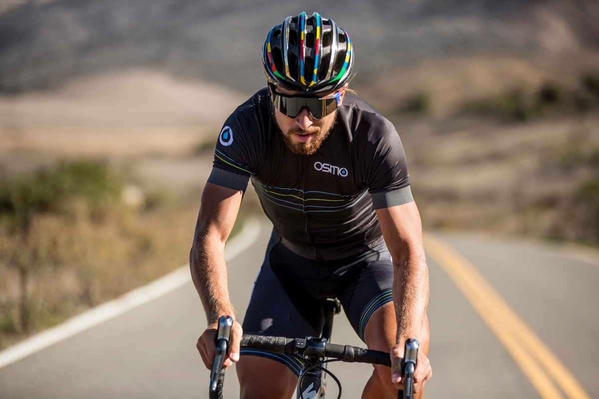 Peter Sagan helping raise money for fire survivors