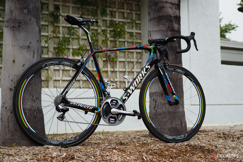 Why Is Peter Sagan S Specialized Tarmac So Heavy