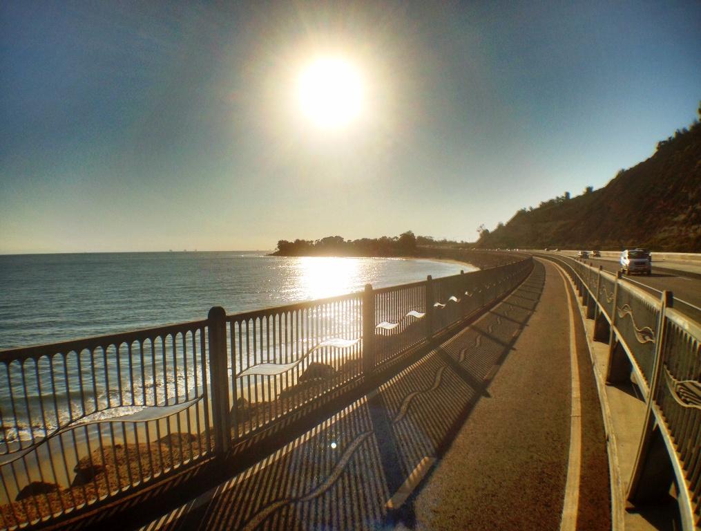 Bike Path Now Open Along 101 Between Ventura Santa Barbara